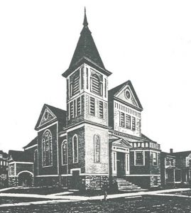Picture of Edwards memorial congregational church