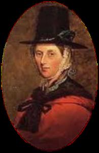 Portrait of Lady Llanover