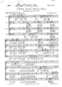 Picture of Music Score