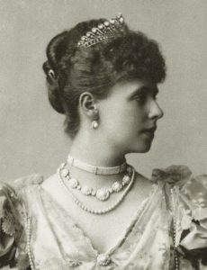 Picture of th Queen of Romania