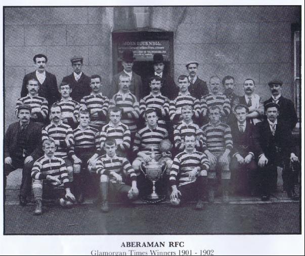Aberaman RFC 1901