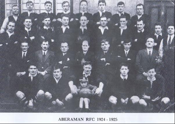 Aberaman RFC 1924