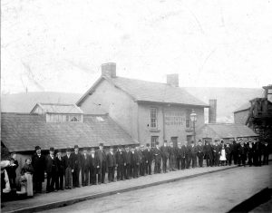 First Aberaman Institute and Library 1903